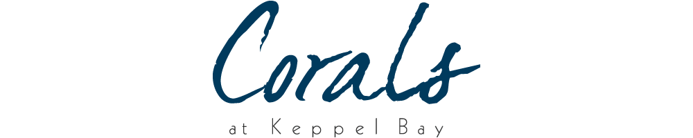 Corals at Keppel Bay logo