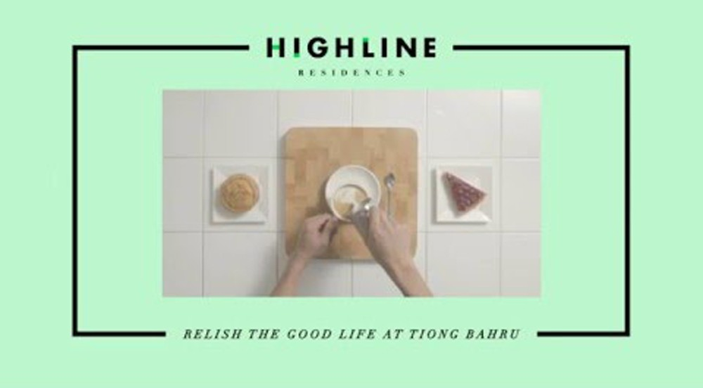 highline residences, video, banner relish, good life