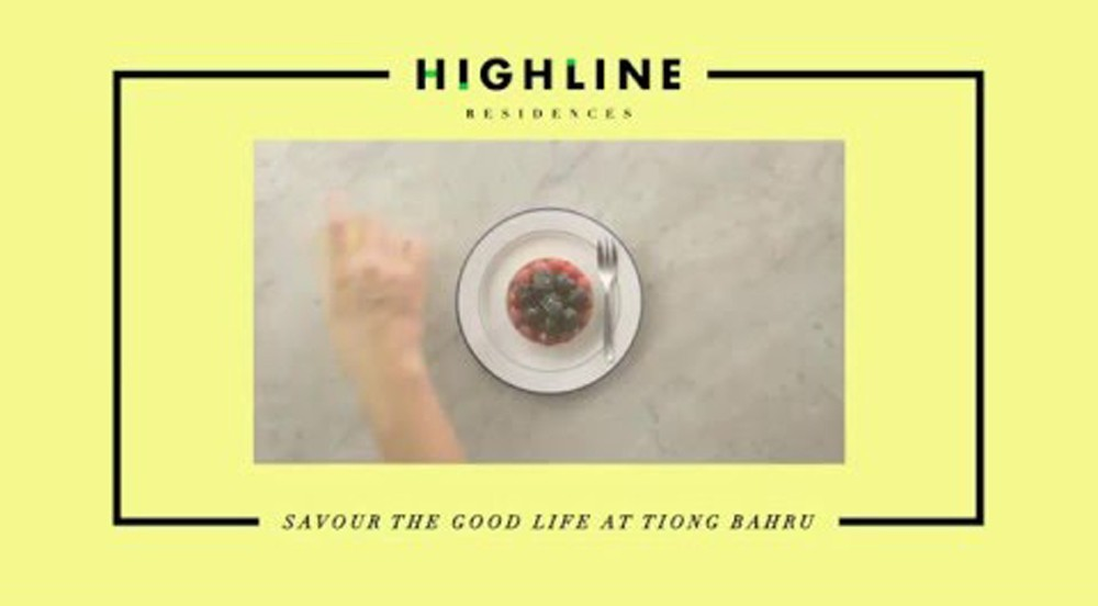 highline residences, video, banner savour, good life