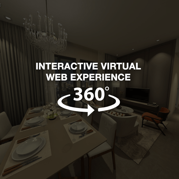 highline residences, 360 web experience, interactive virtual