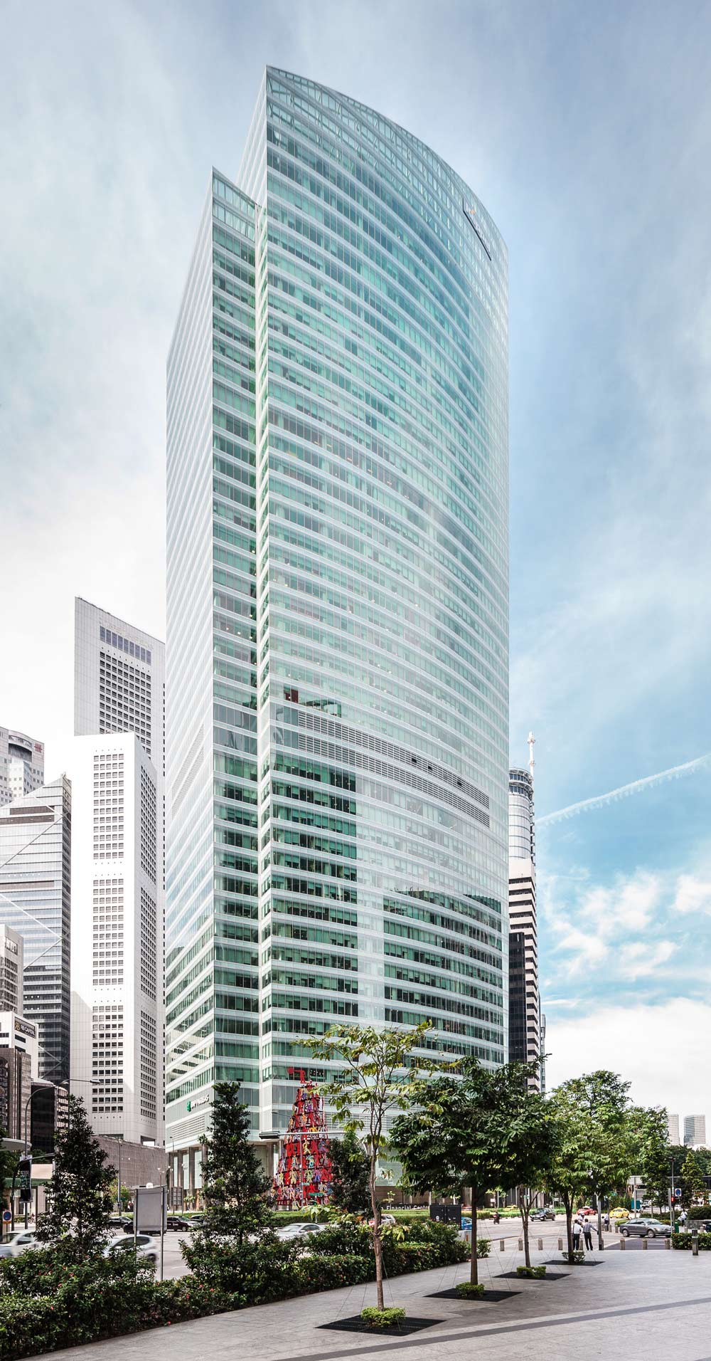 Ocean Financial Centre | Keppel Land Live