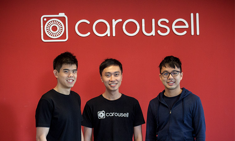 carousell, founder, quek siu rui, pre-loved items, mobile classified marketplace, keppel towers,