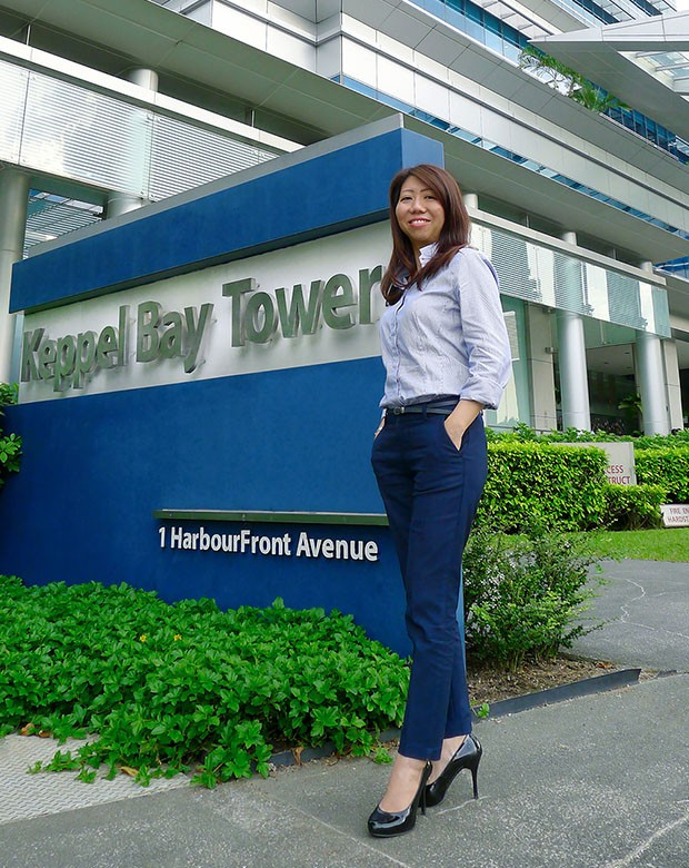 keppel land, KLOUD, serviced co office, premium office, new, singapore, serviced office, harbourfront, keppel bay tower