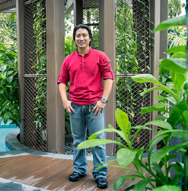 keppel land, keppel land folks, horticulturalist, plant, greenery, sustainability, indoor plants
