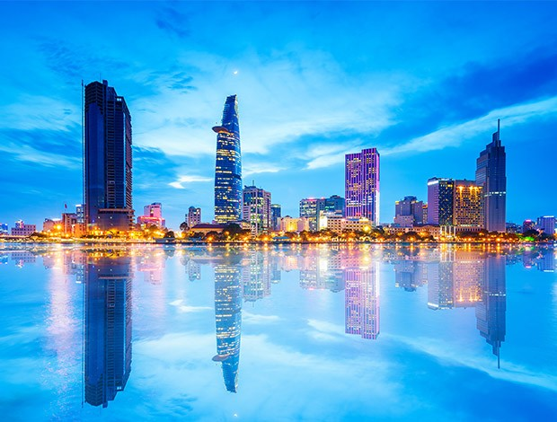 empire city, ho chi minh city, keppel land, investment, thu thiem