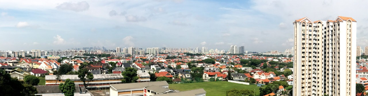 Serangoon north, singapore, keppel land, new residential project