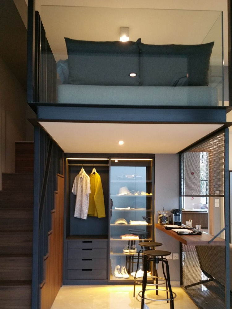 loft apartment glades at tanah merah keppel land condominium real estate & High ceilings are healthy for you. Here\u0027s why   Keppel Land Live